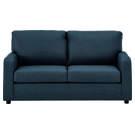 Sofa-lit avec matelas matelas à ressorts