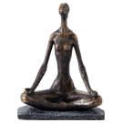Statuette Yoga 9X11