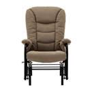 Chaise berçante et inclinable
