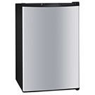 Réfrigérateur compact 4.4 pi.cu