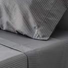 Ensemble de draps Microfibre grand lit