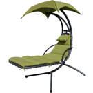 Chaise longue parasol