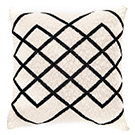 Coussin avec forme polyester