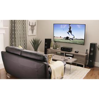Installation standard téléviseur