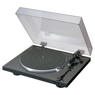 Table tournante avec pré-amplificateur RIAA