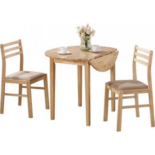 Table panneaux+2 chaises