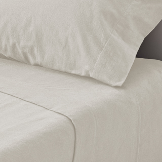 Ensemble de draps Flanelle lit simple