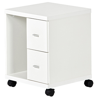 Classeur mobile 2 tiroirs