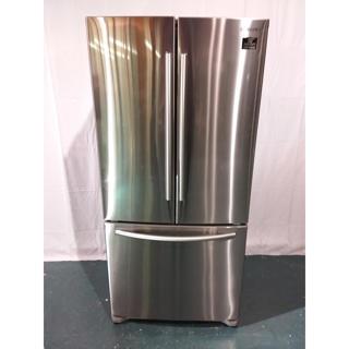 Réfrigérateur à double porte 17.5 pi3