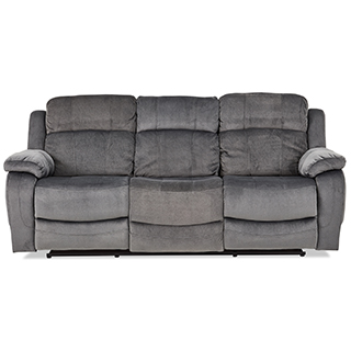 Sofa inclinable en tissu