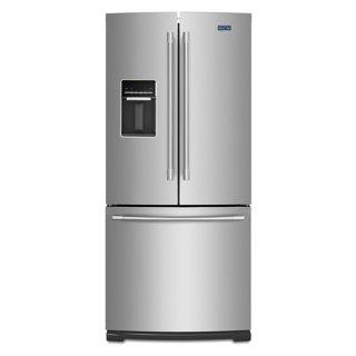 Réfrigérateur à double porte 19.68 pi3