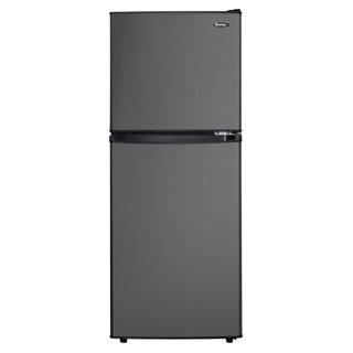 Réfrigérateur compact de 4,7 pi.cu. congélateur en haut