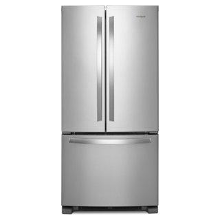 Réfrigérateur à double porte 22 pi3