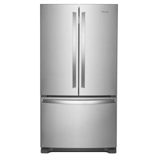 Réfrigérateur à double porte 25.20 pi3