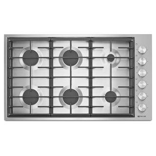Plaque de cuisson au gaz 36 po