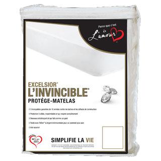 Couvre-matelas lit simple XL 16 po