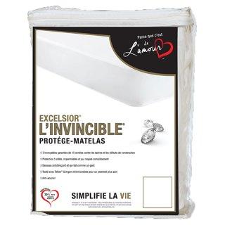 Couvre-matelas lit simple XL 10 po
