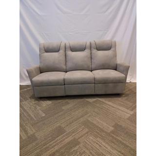 Sofa inclinable en tissu motorisé - Démonstrateur