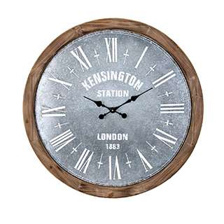 Horloge 30X2X30