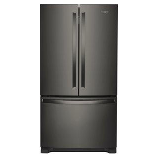 Réfrigérateur à double porte 25.2 pi3