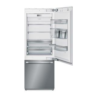 Réfrigérateur congélateur en bas 16 pi.cu.