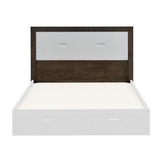 Tête de lit Grand lit en merisier