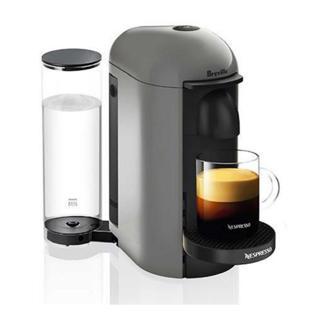 Machine à café Nespresso VertuoPlus Deluxe à tête ronde