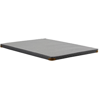Sommier lit simple extra-long 3 po