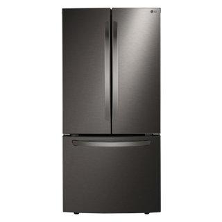 Réfrigérateur à double porte 25.1 pi3