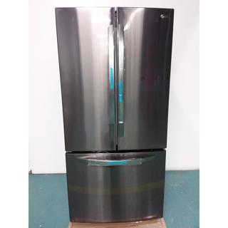 Réfrigérateur à double porte 25.1 pi3 - Légères imperfections