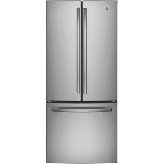 Réfrigérateur à double porte 24.5 pi3
