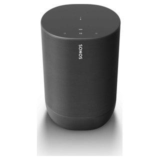 Haut-parleur intelligent sans fil Sonos Move - Noir