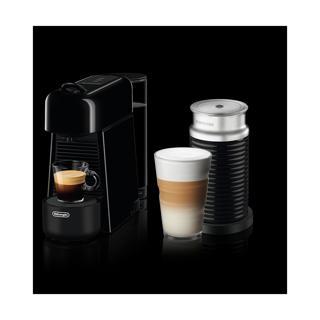 Machine à café Nespresso Essenza Plus avec mousseur