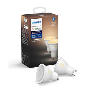 Ensemble de 2 ampoules GU10 Hue Philips