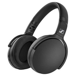 Écouteurs Bluetooth HD350BT avec Assistance Vocale - Noir