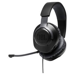Écouteurs avec microphone pour gamer