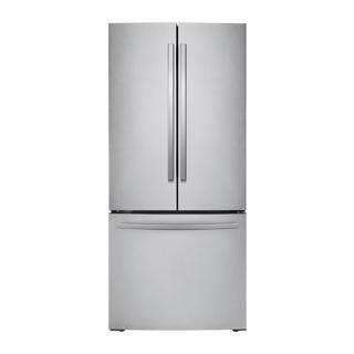 Réfrigérateur à double porte 21.8 pi3