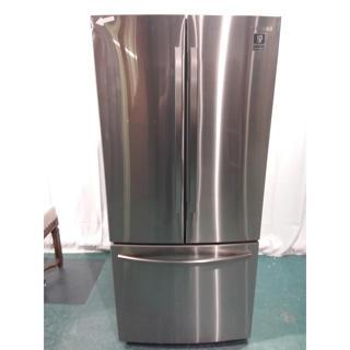Réfrigérateur à double porte 21.8 pi3 - Légères imperfections
