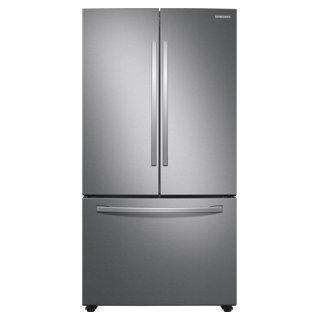 Réfrigérateur à double porte 28.2 pi3