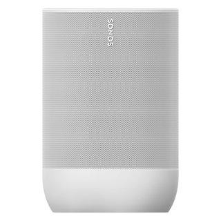 Haut-parleur intelligent sans fil Sonos Move - Blanc