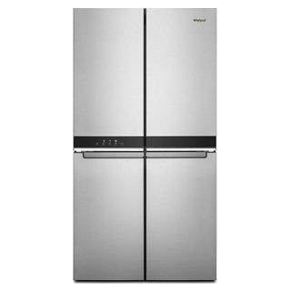 Réfrigérateur à double porte 19.4 pi3