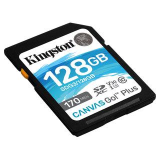 Carte mémoire SDHC 128 Go classe 10 uhs-1 u3