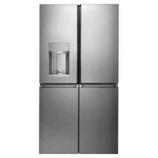 Réfrigérateur à double porte 27.4 pi3