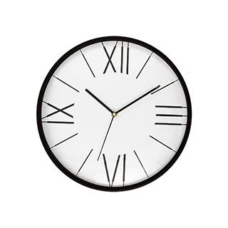 Horloge 14 po