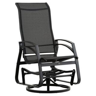 Chaise pivotante Kansas Dallas