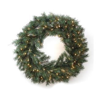 Couronne de Noël 24 pouces