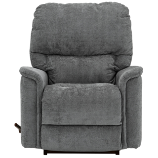 Fauteuil bercant inclinable en tissu