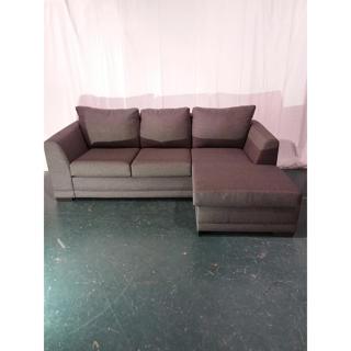 Sofa en tissu - Boîte ouverte