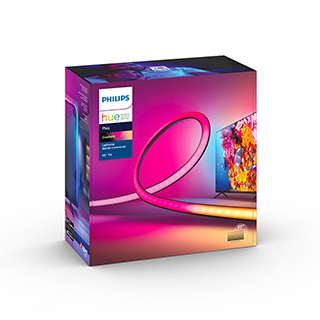Bande lumineuse Gradient Philips pour tv 55 po