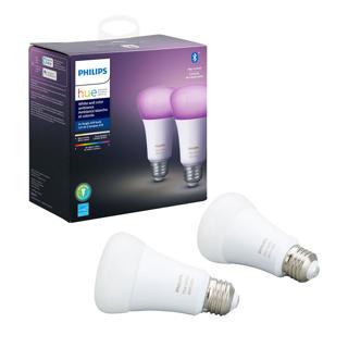 Ensemble 2 ampoules A19 Philips